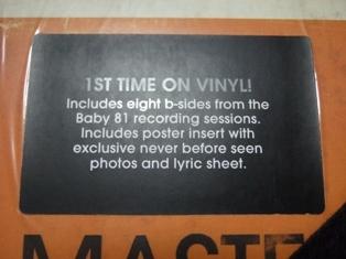 American X EP Vinyl sticker