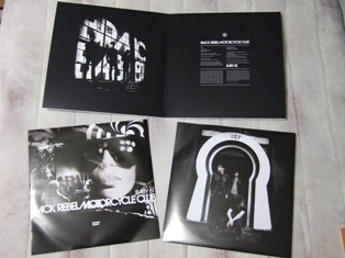 Baby 81 double gatefold package